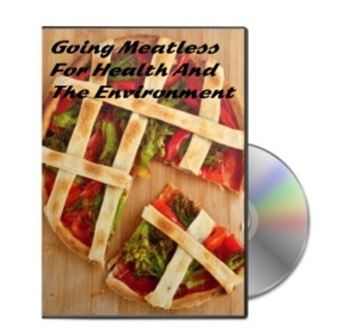 Product picture Going Meatless For Health And The Environment Stock Content
