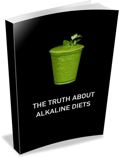 Product picture Alkaline Diets Report