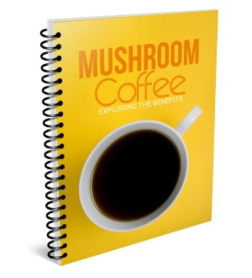 Product picture Mushroom Coffee Report